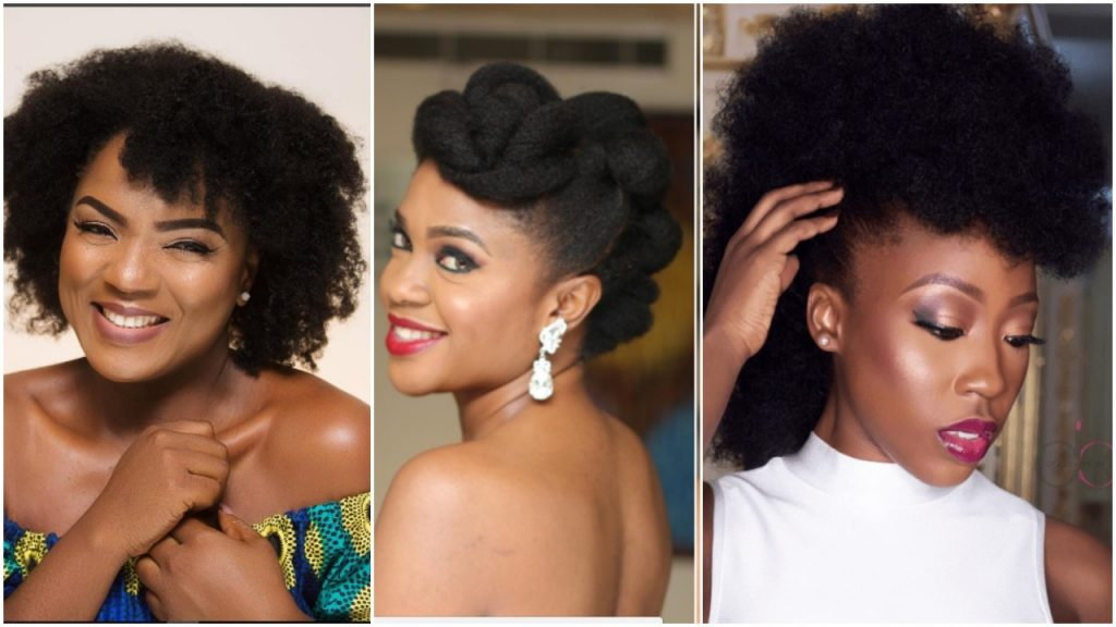 Nigerian Celebrities Who Have Natural Hair Fabwoman
