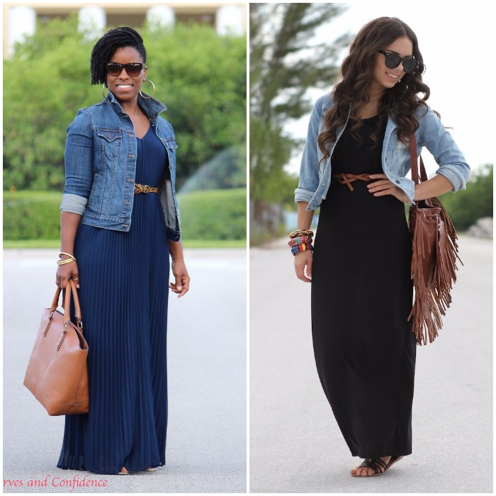 nice shoes genuine shoes promo codes Ways To Style A Denim Jacket   Fabwoman