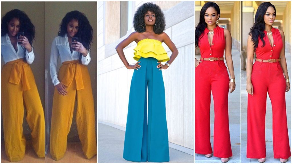 7 Stylish Ways To Rock Your Palazzo Pants
