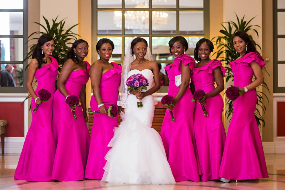 5 Things To Consider Before Picking Your Maid Of Honour