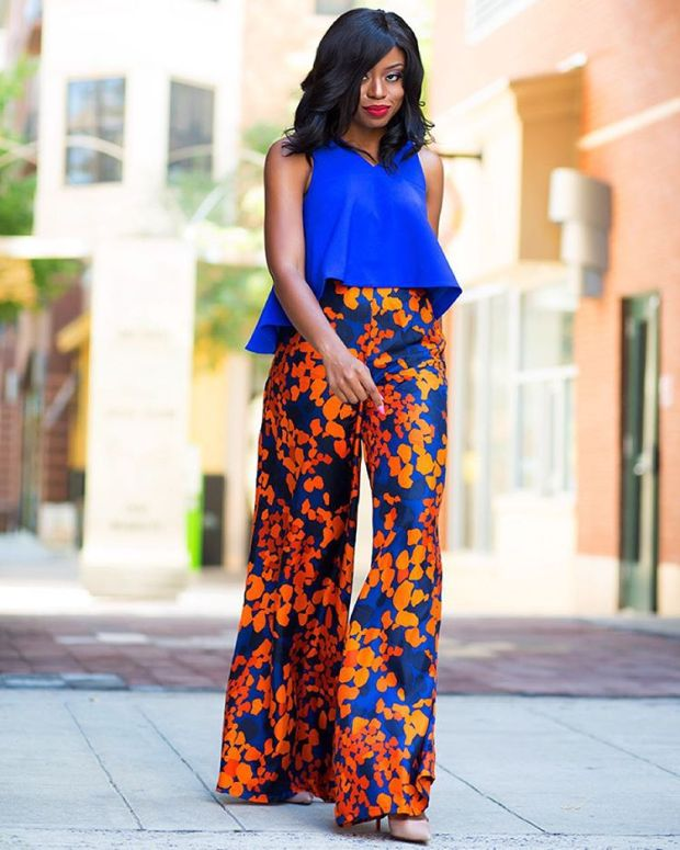 These 5 Tips Will Help You Slay Effortlessly In Your Bright Colored Pant Trousers