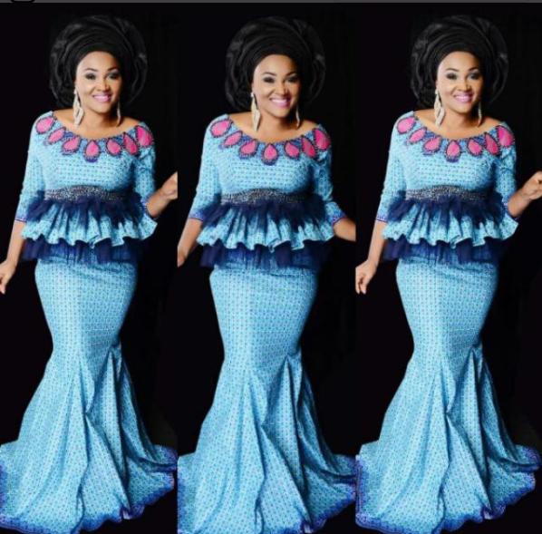 Mercy Aigbe Styles Byceoluminee Photos Fabwoman