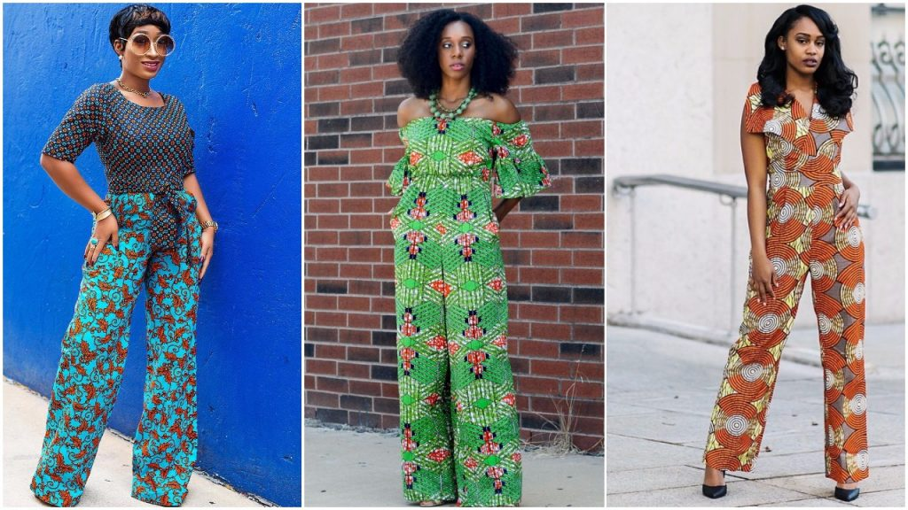 Latest Ankara Jumpsuit Styles You Will Love Fabwoman