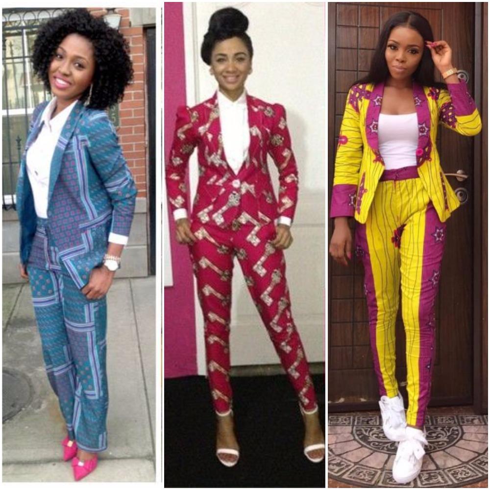 Latest Ankara Suit Styles Fabwoman