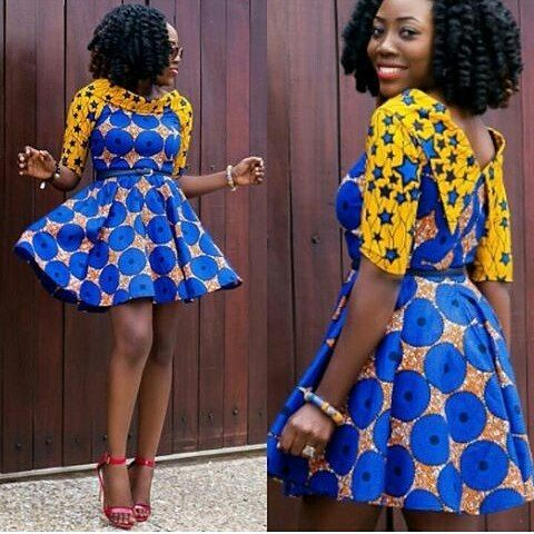 Trending Ankara Short Gown Styles For Every Woman Fabwoman
