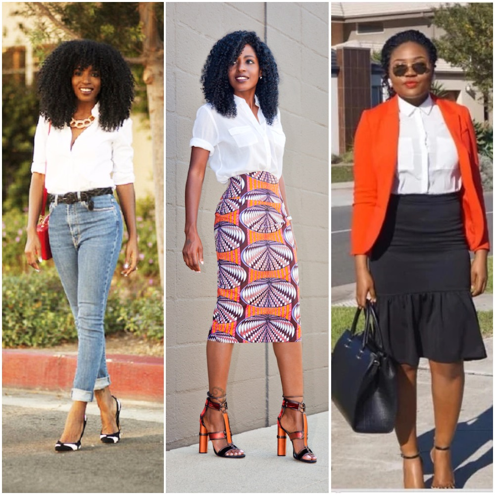 5 Stylish Ways To Rock A White Shirt