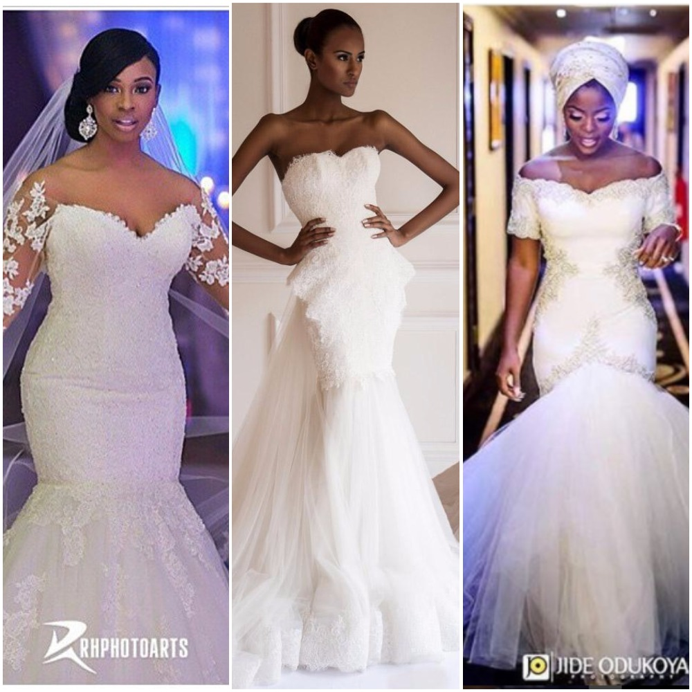 Latest Wedding Gowns