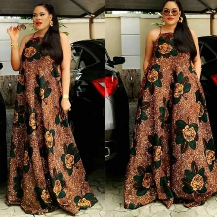 Trending Ankara Maxi Dresses For Every Lady In 2017 Fabwoman
