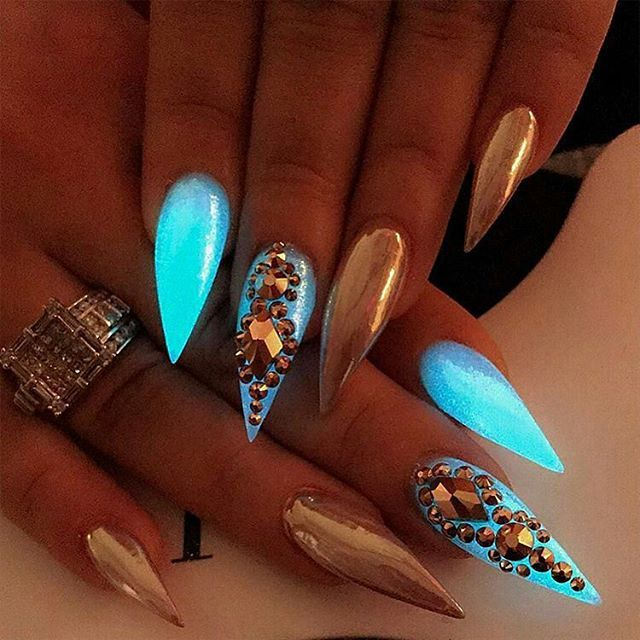 Trending Nail Designs Of 2017 Every Woman Should See | FabWoman