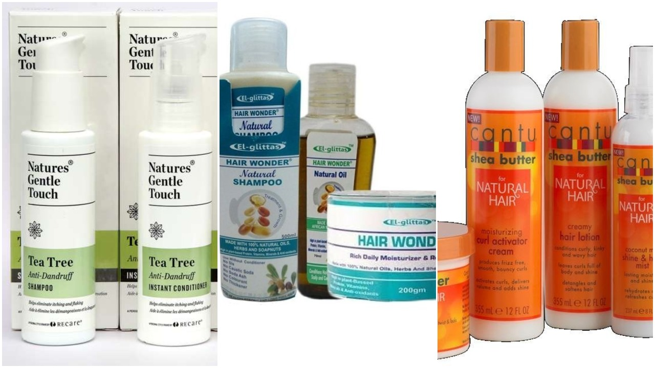 Best Natural Hair Products Price Reviews Nigeria Fabwoman