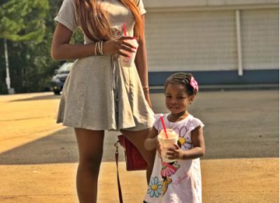 Sophia Momodu Talks Disciplining A Child On Snapchat