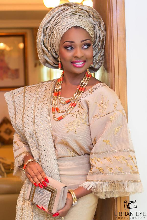 Everything To Know About Yoruba Traditional Wedding Attire | FabWoman
