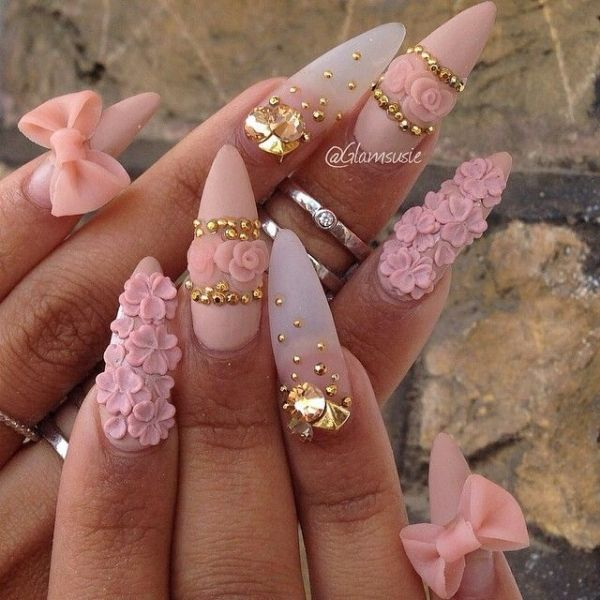3d Nail Art Designs To Inspire Your Next Manicure Fabwoman