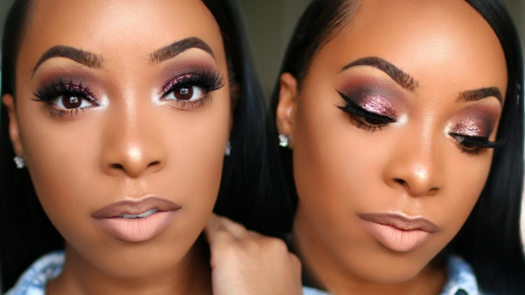 How To Do A Glitter Eye Makeup Look Fabwoman