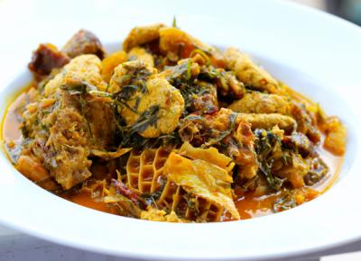 how to prepare achi soup