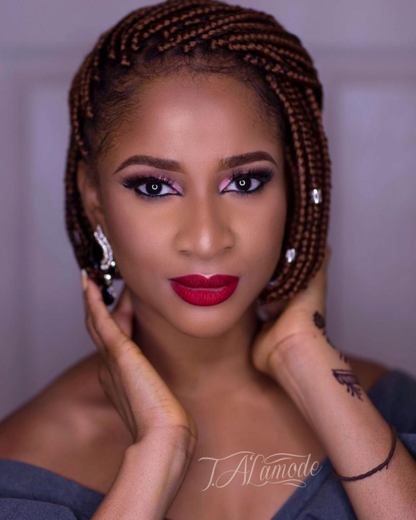 Adesua Etomi Shares Tweets On Lessons She Learnt From God