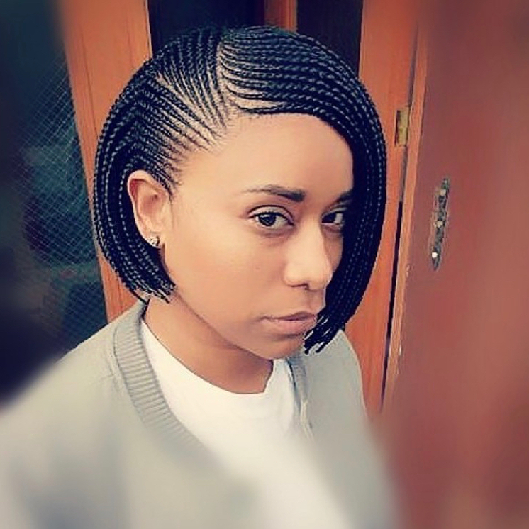 Bob Braids Form Of Protective Hairstyles That Rocked The They Then Made Comeback About Two To Three Years Ago And Went Off Again Is
