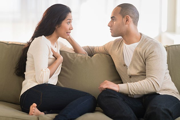 7 Necessary Conversations You And Your Companion Ought to Have If You Are Getting Critical couples talks1