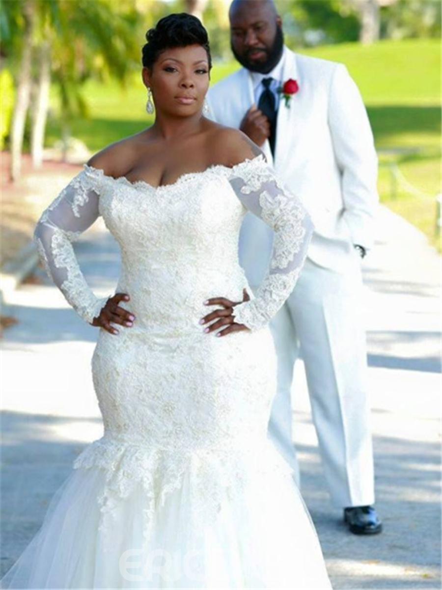 Style Tips For A Curvy Bride Fabwoman