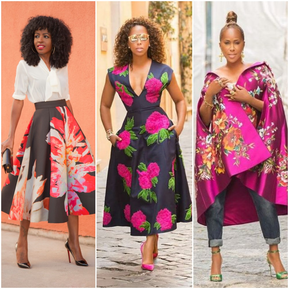 12 Ways You Can Style Your Floral Outfits To Perfection