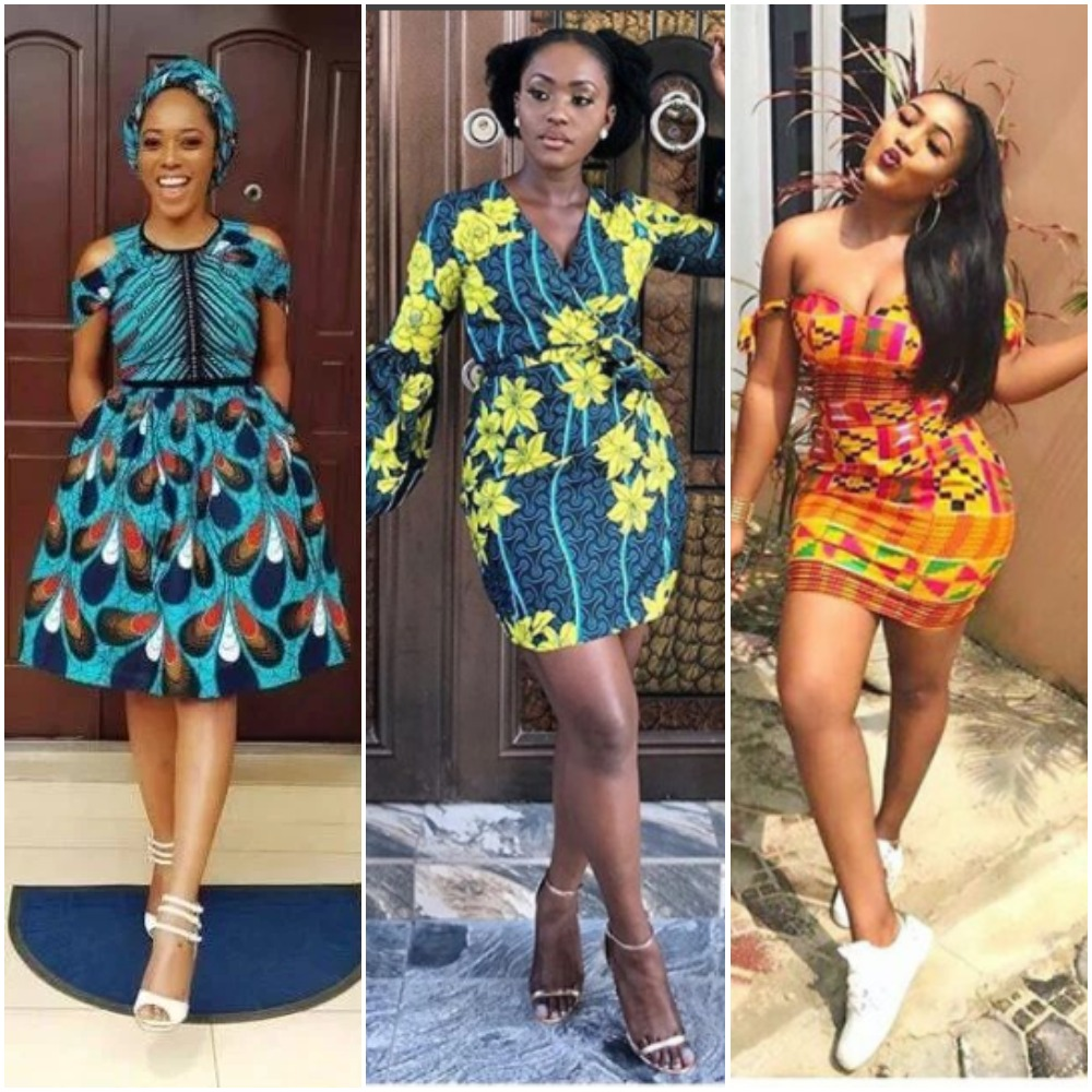 Latest Ankara Short Gown Styles For Every Woman