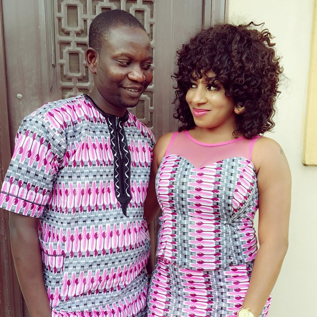 Nigerian Female Celebrities Who Are Married To Celebrities