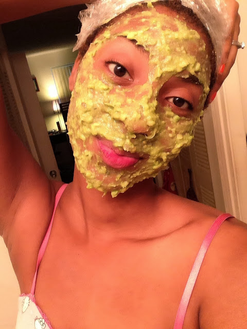 Beauty Benefits Of Avocado For The Face