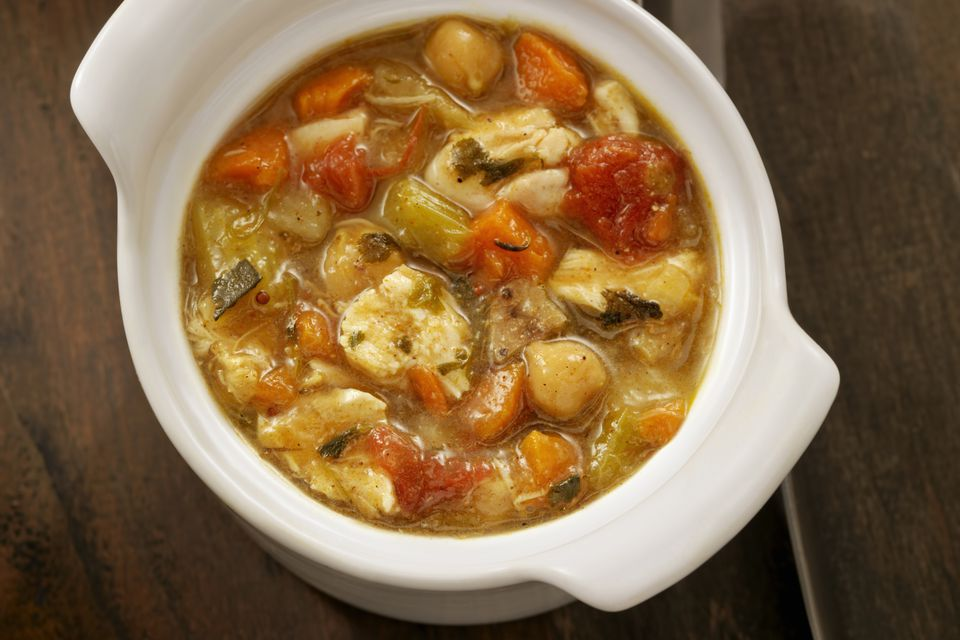 How To Prepare Curry Chicken Soup