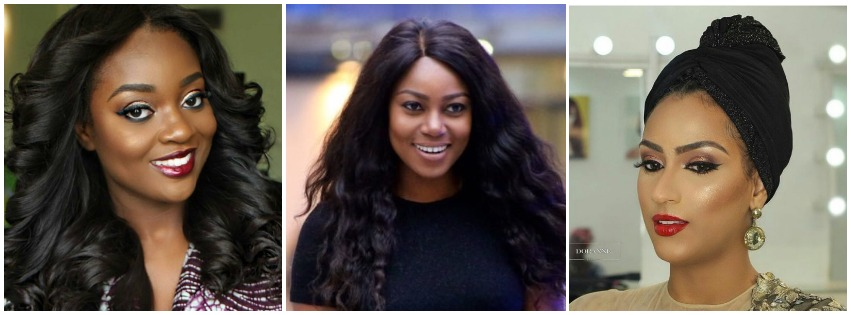 Ghanaian Actresses Who Are Popular In Nollywood