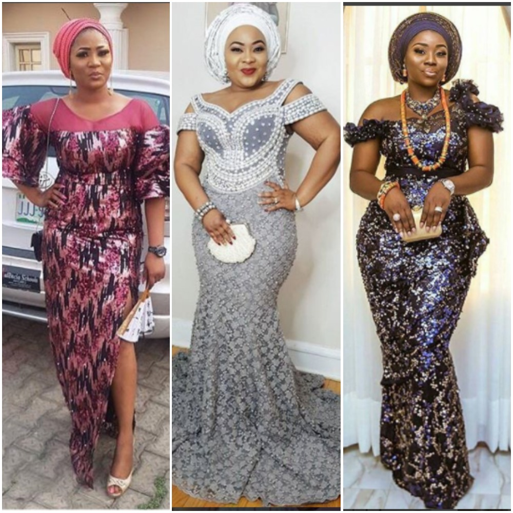 Latest Asoebi Styles Of 2018   FabWoman