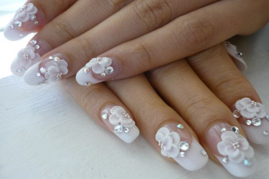 Tips To Perfect Wedding Manicure