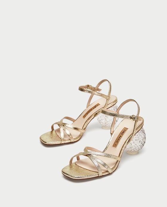 0f5929fe3da Zara-Glass-block-heels-1 - FabWoman