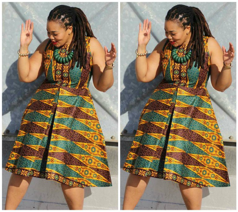 These 6 Tips Will Help Prevent Your Ankara Outfits From Fading