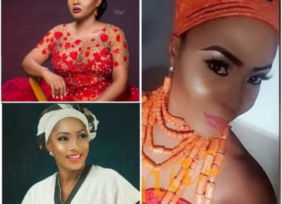 Mercy Aigbe Threatens To Sue Bride Over Red Birthday Dress