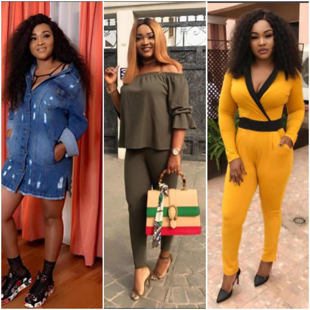 Mercy Aigbe Style Photos