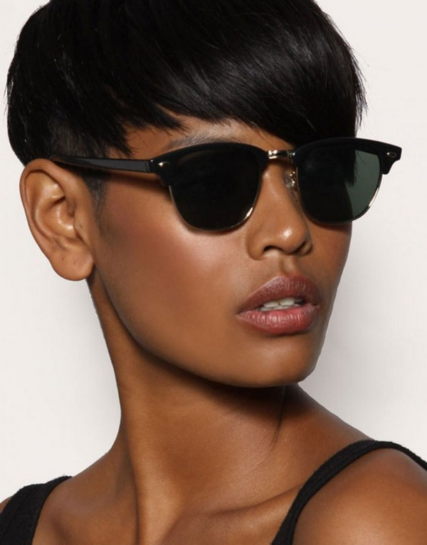 Image result for nigerian woman with pixie cut hairstyle