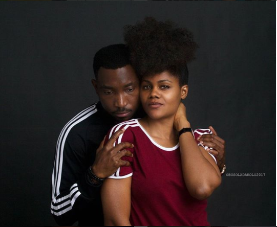 Timi Dakolo And Wife Couple Pictures