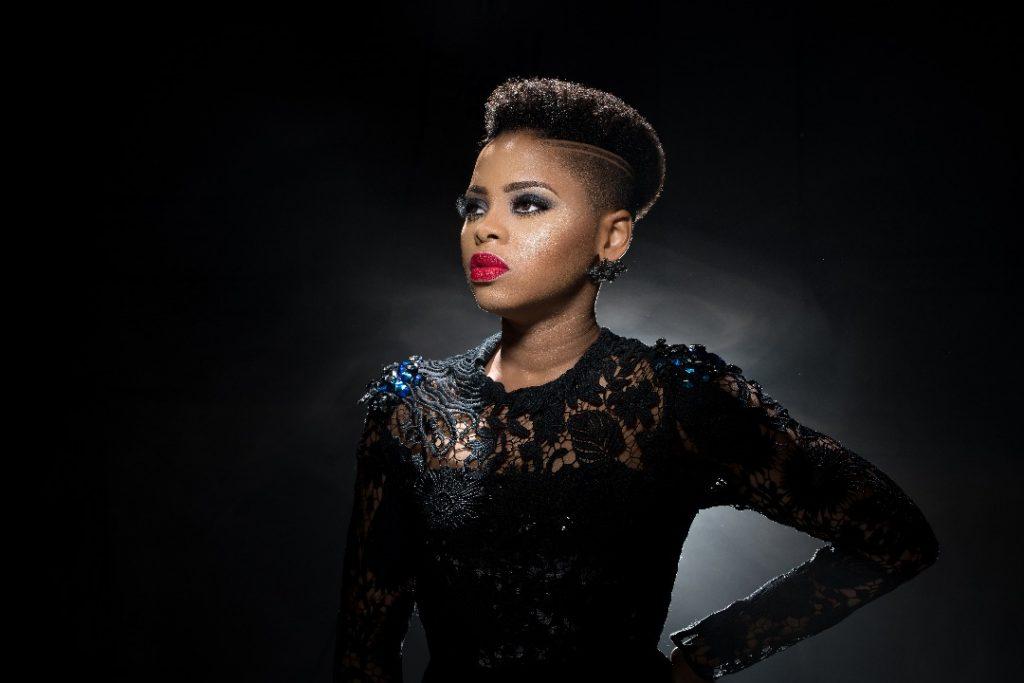 Chidinma Ekile Photoshoot For Her Latest Single Love Me Fabwoman