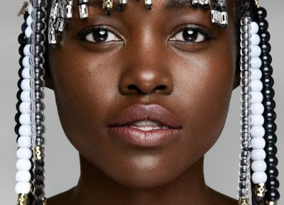Lupita Nyong'o Covers Allure Magazine March 2018 Issue