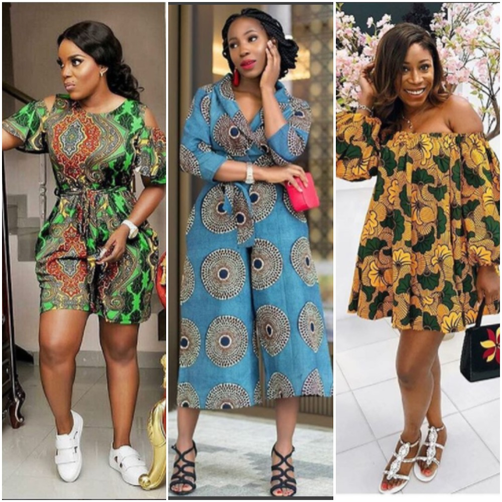19 Ankara Styles Bound To Make You Look Chic & Sassy During The Week