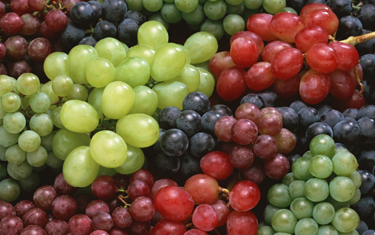 Health And Beauty Benefits Of Grapes