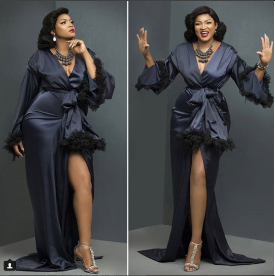 Omotola Jalade Biography