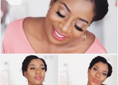 Sisiyemmie Soft Pink Makeup Tutorial
