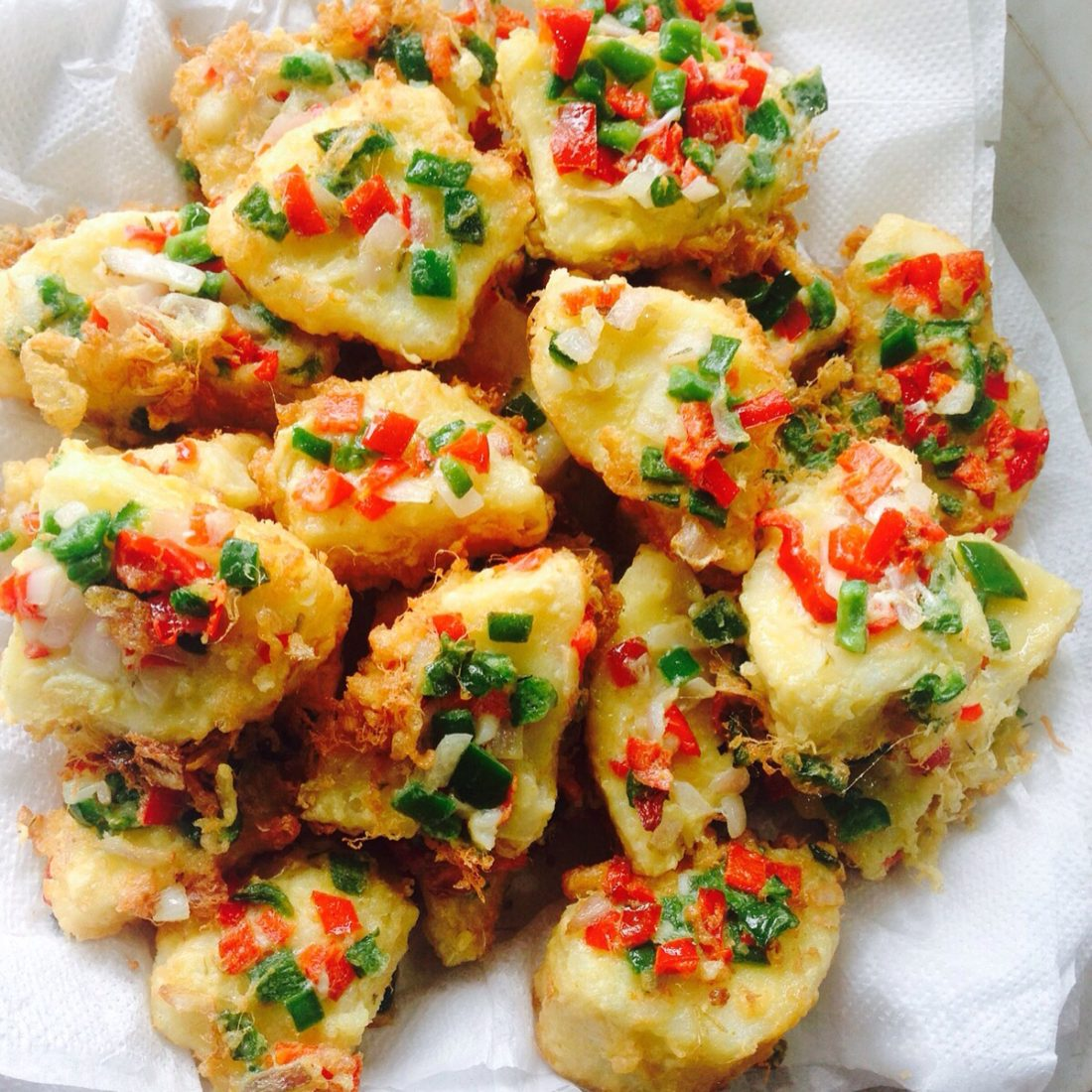 Yam Piccata Recipe
