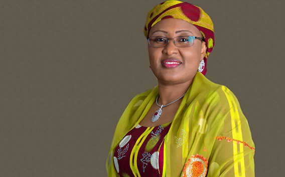 Why I Now Want To Be Addressed As 'First Lady' Of Nigeria – Aisha Buhari