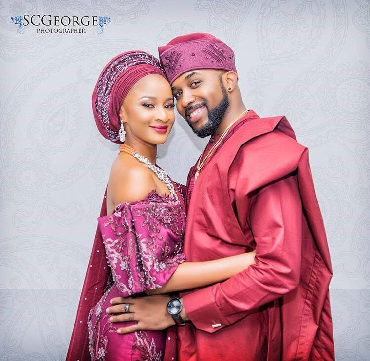"This Is What Adesua Etomi Has To Say About Banky W's Open Letter to his ""Stalker"""