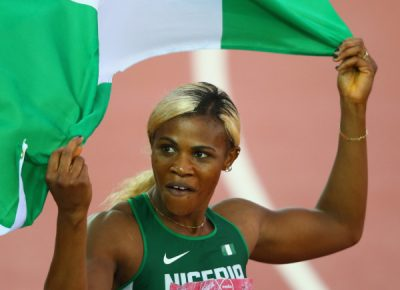 Blessing Okagbare Breaks 22-year African record