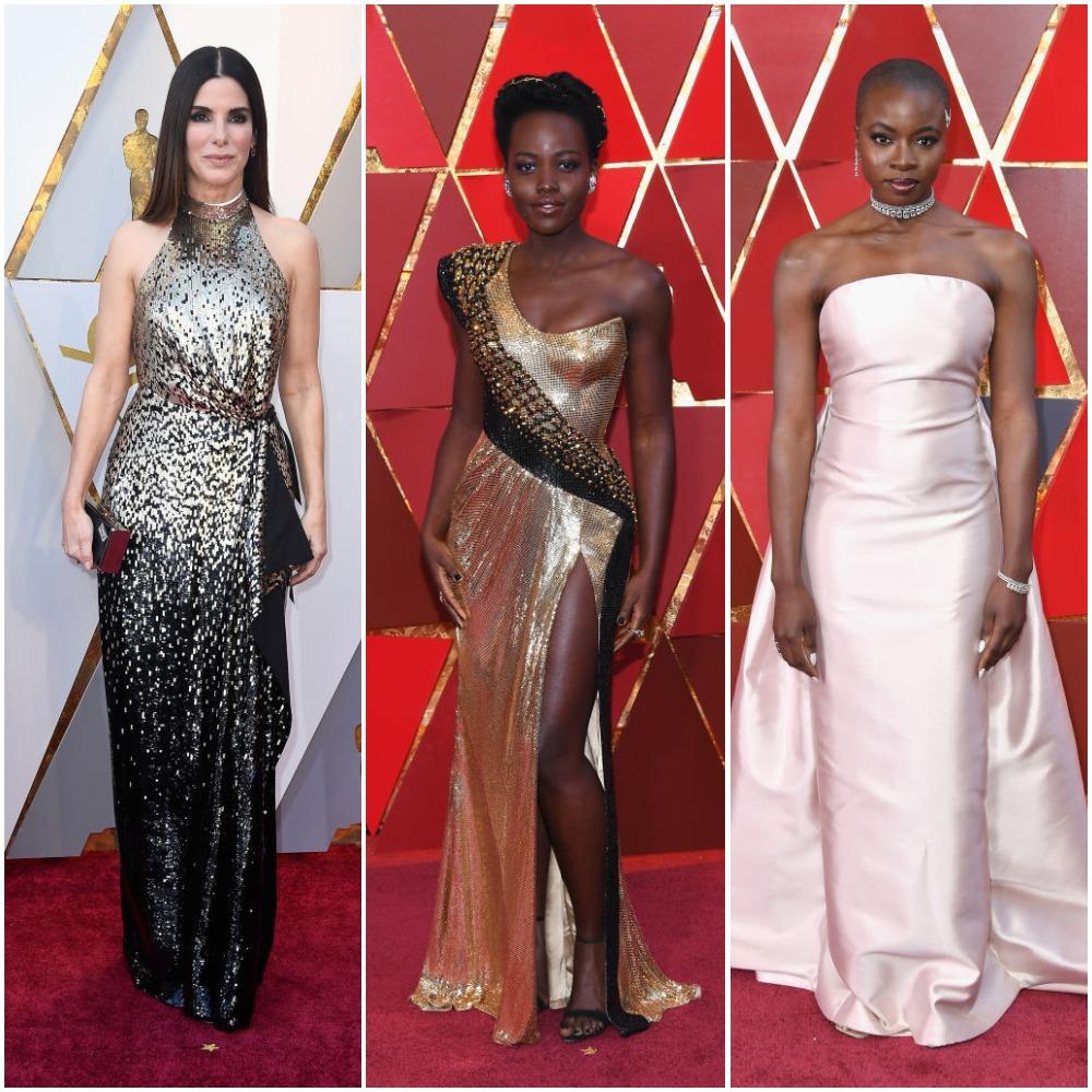 Celebrity Style At Oscars 2018