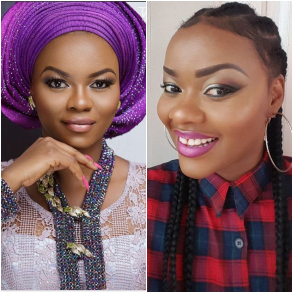 Kehinde Bankole Makeup Photos