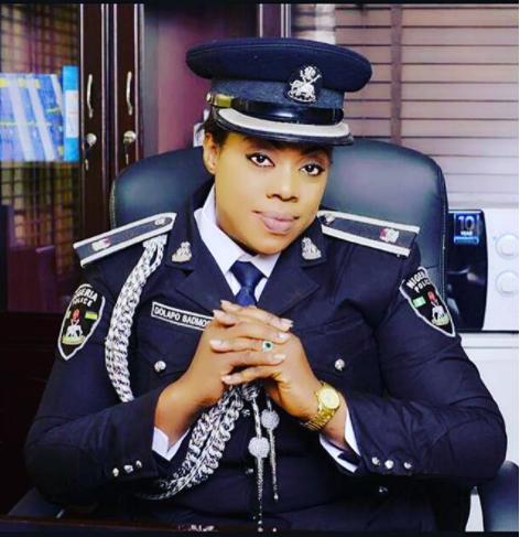 Ifedolapo Opeyemi Badmos Chief Superintendent of Police